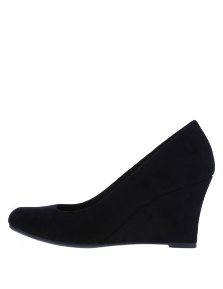 Women's Karlie Wedge shoes - Black