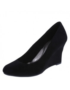 Women's Karlie Wedge shoes - Black