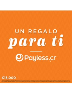 Payless Gift card - 15000