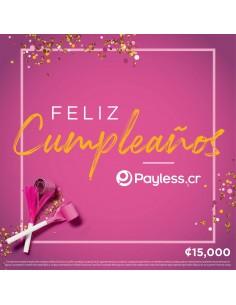 Cumpleaños - 15000