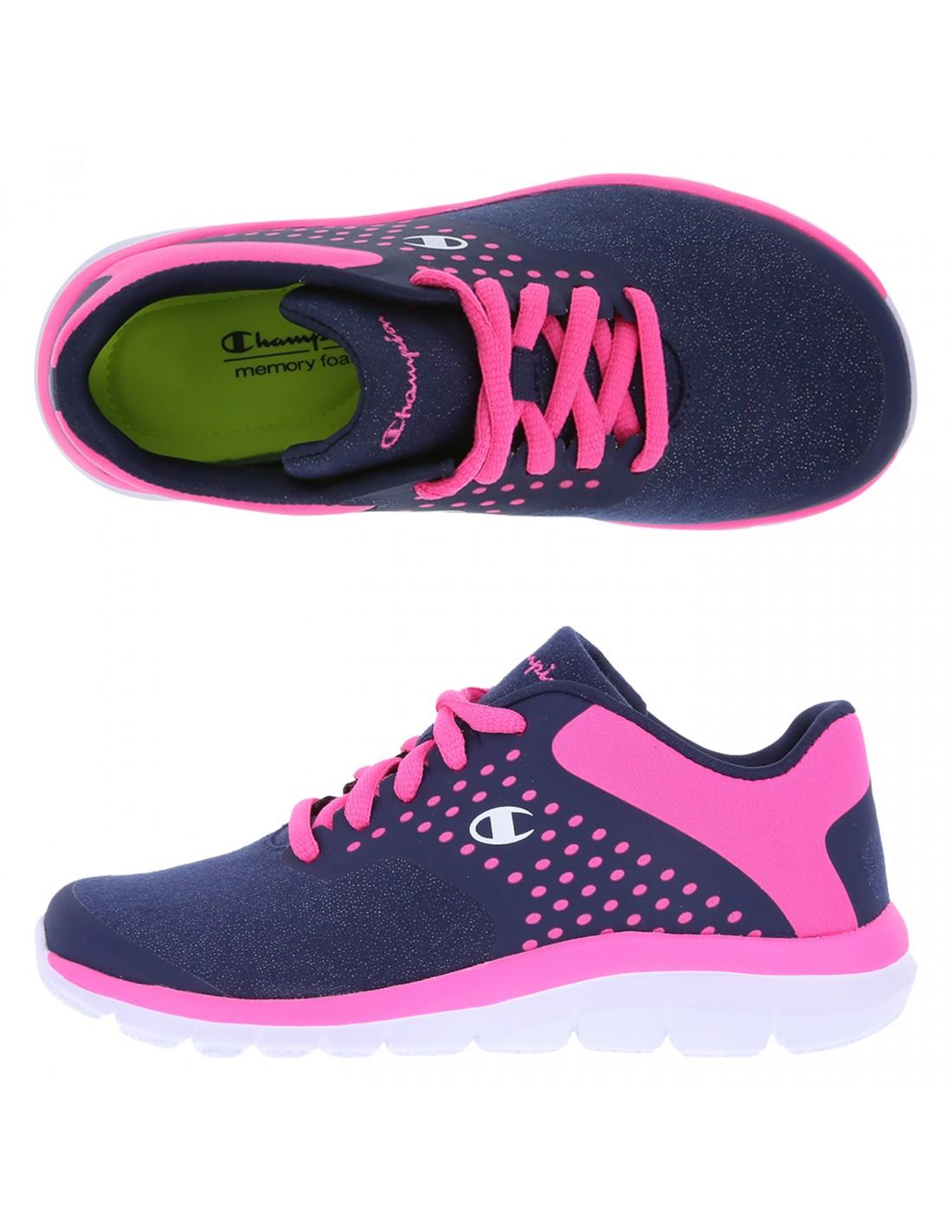 9b8c5b9f96f0a Champion Gusto Girls Running Shoe
