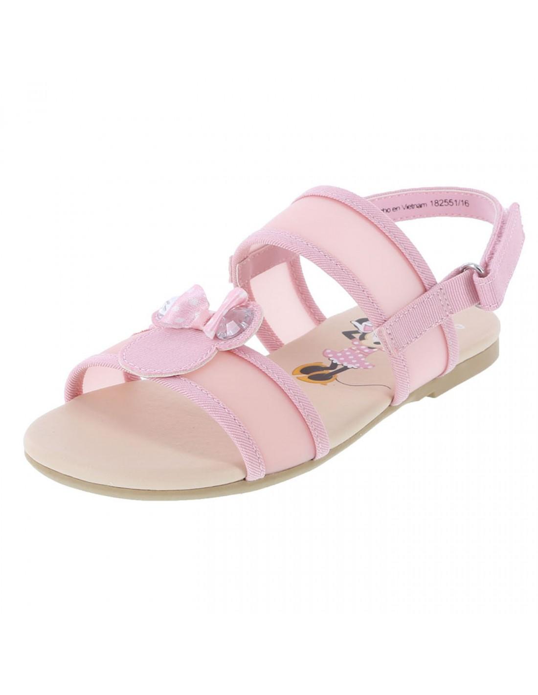 26911dc819 Sandalias Minnie Jewel para niñas pequeñas