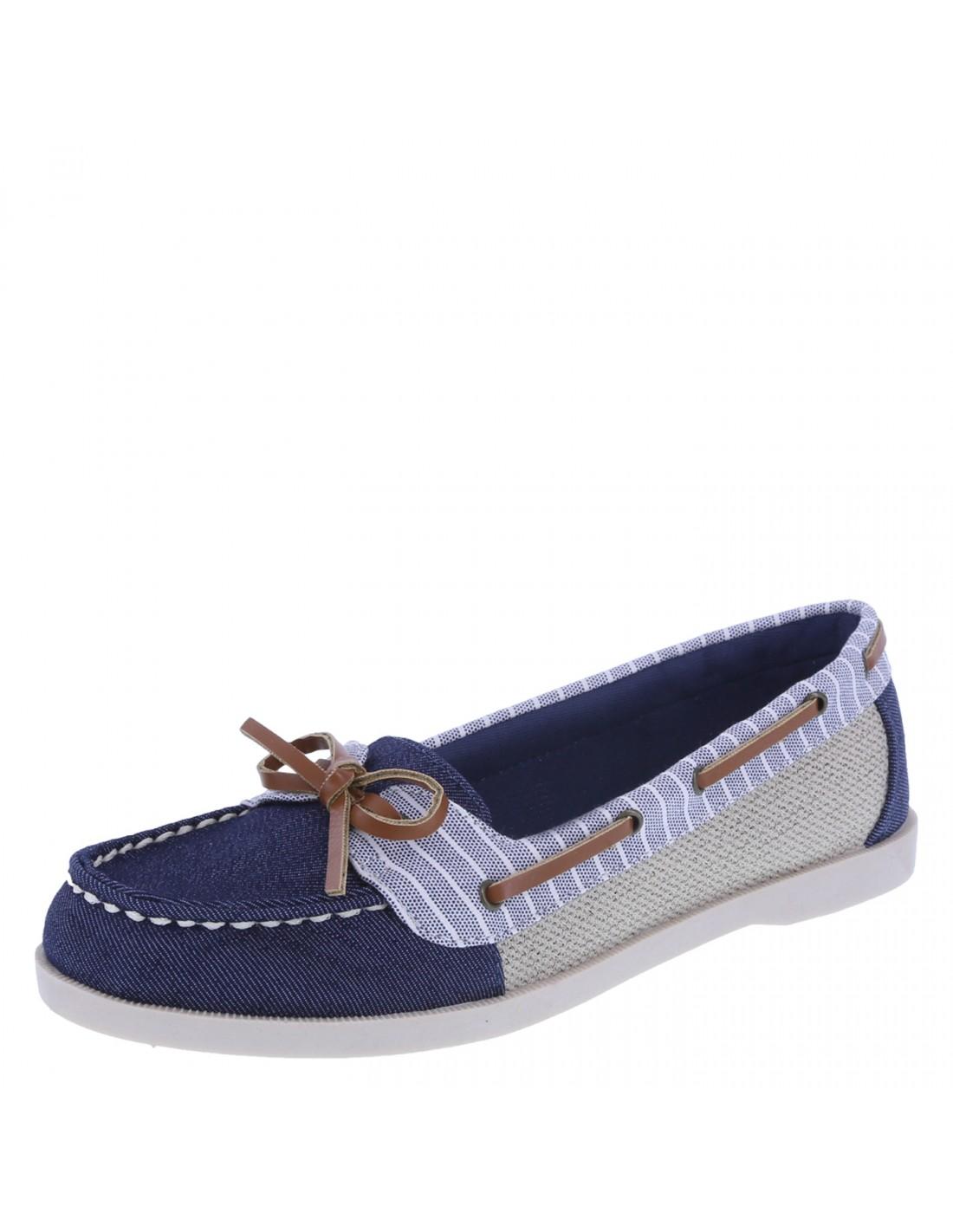 Zapatos azules Beck para mujer GWrFy1lYcU