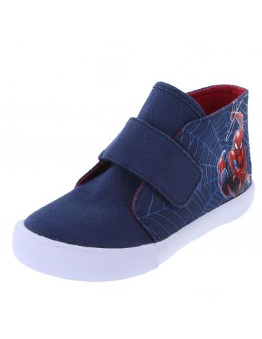 bebé características sobresalientes retro Zapatos Spiderman para niños pequeños
