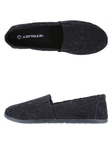 Women's Dream Slip-On shoes - Black