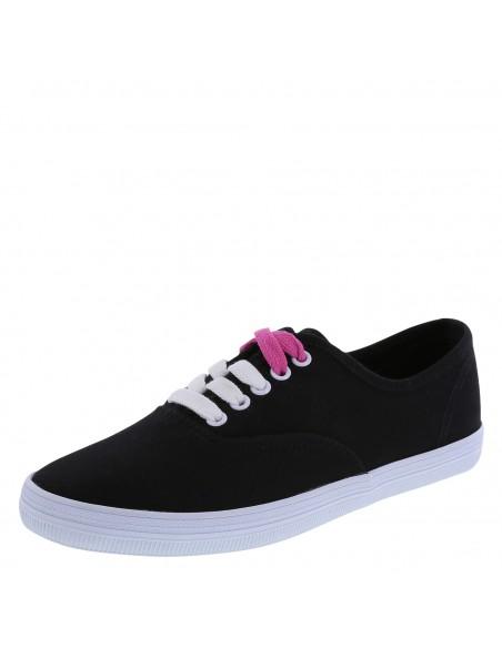 Women's Bal Sneaker - Black