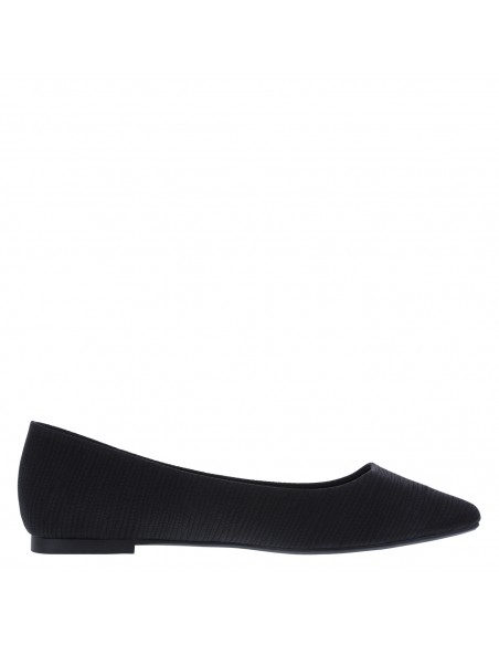 Women's Gigi Point Flat shoes - black