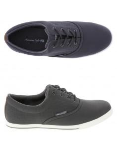 Zapatos casuales Milo para hombre - gris