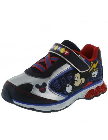 Mickey Mouse Zapatos Para Niño Sandalias De Vestir De