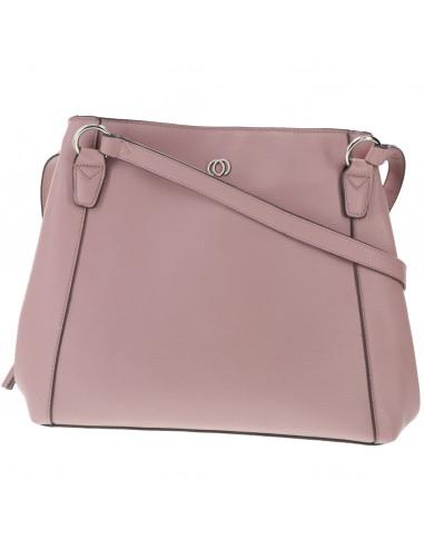 Bolso Elle Shopper para mujer en rosa de Payless