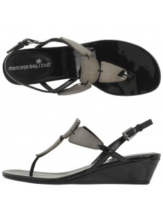 Women's Mork Mirrored Wedge Sandal