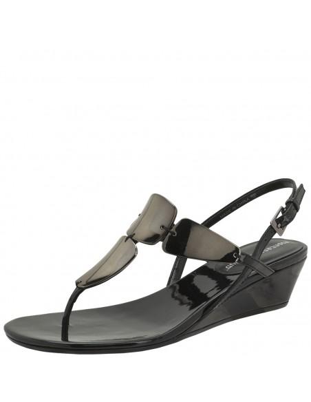 Women's Mork Mirrored Wedge Sandal