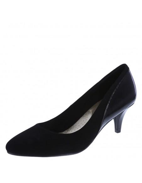 Women's Karlotta Low-Heel Pump shoes
