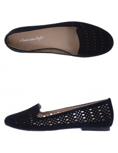 Women's Devon flat shoes - Black