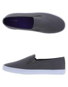 Zapatos Gia para mujer - Gris
