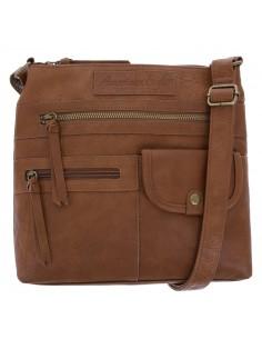 Women's Juliet Crossbody Handbag - Brown