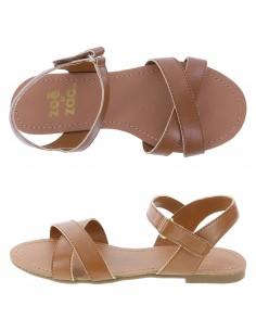 Girls' Avery X-Band Slide sandals