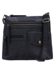 Women's Juliet Crossbody Handbag - Black