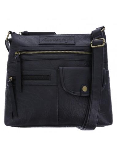 Women's Juliet Crossbody Handbag - Black