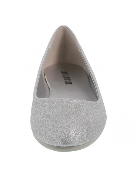 Women's Clinton Flat shoes - Silver
