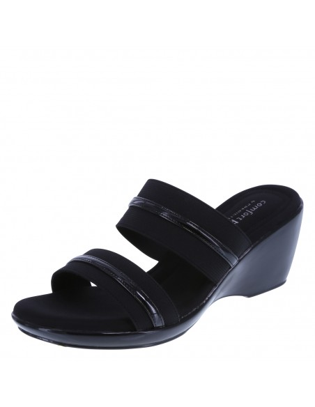 Women's Marcee Wedge Sandals - Black