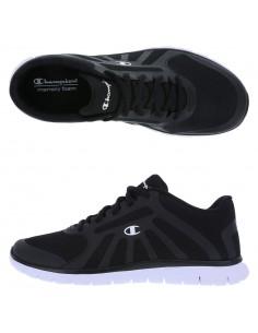 Zapatos deportivos Gusto para hombre - Negro/blanco