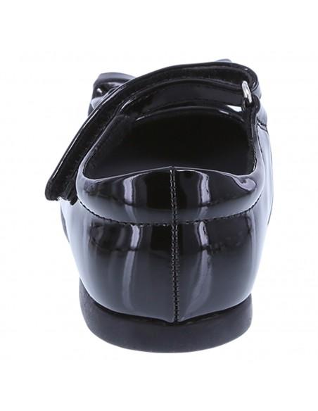 Girls' Toddler Elena Mary Jane shoes - Black