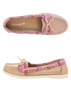 Women's Beck Boat Shoes - Tan