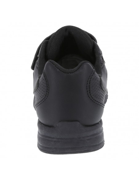 Boys' Hutch Strap Sneaker - Black