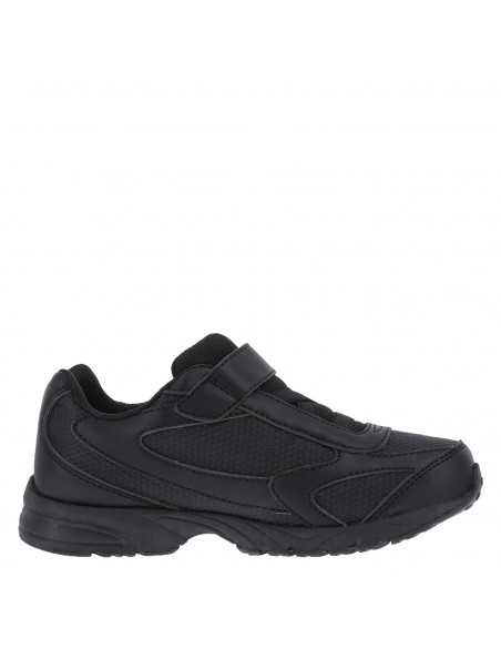 Zapatos deportivos con tira Hutch para niño - Negro
