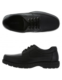 Zapatos Oxford Eastborough para hombre - Negro