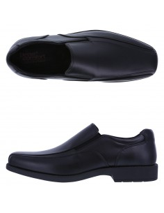 Men's Carlin dress shoes - Black