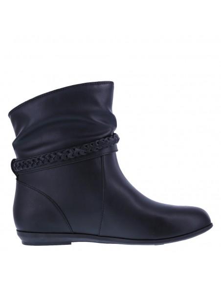 Women's Rachel Short Boots- Black