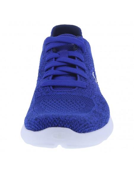 Zapatos para correr Activate Power Knit para hombre - Azul