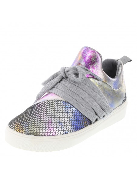 Zapatillas de deporte con cordones Drea para niñas