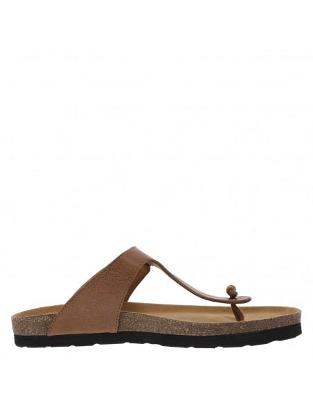 Women's Sage Footbed sandals - Brown