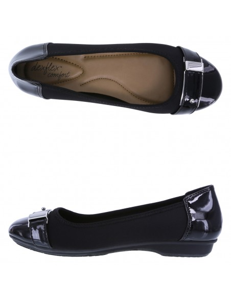 Women's Corey Hardware Flat shoes