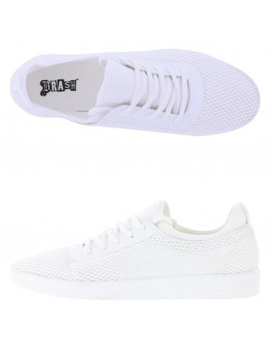 Women's Ashton Lace Up shoes - White