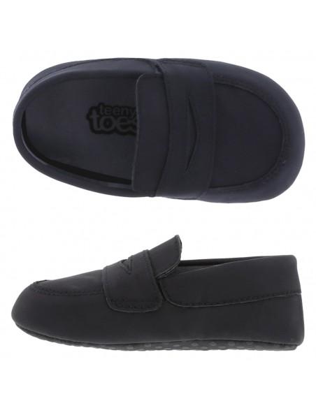 Zapatos Winston Loafer para bebés - Negro