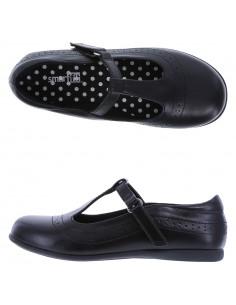 Girl's Sayde Strap shoes - Black
