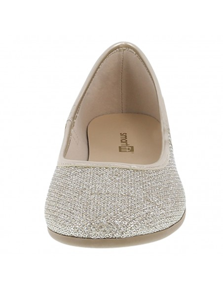 Girl's Chelsea II flat shoes - Gold