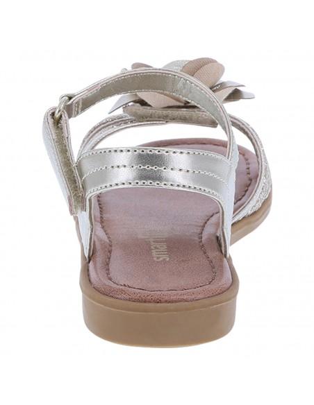 Girl's Melanie III Flower shoes