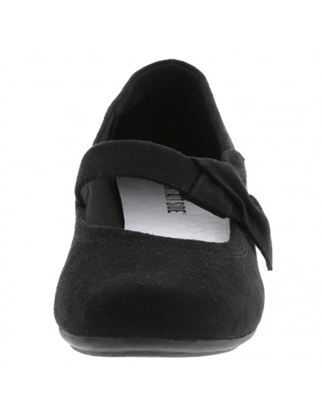 Zapatos Alex para mujer - Negro gamuza de payless costa rica