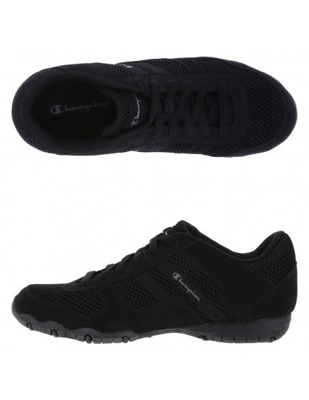 Women's Pique Runner sneakers- black