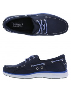 Men's Benton casual shoes - Blue