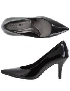 Women's Janine Pointy Toe Pump shoes - Black