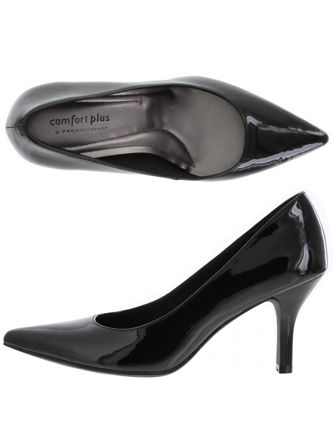 a26b5f09efa Women s Janine Pointy Toe Pump shoes - Black