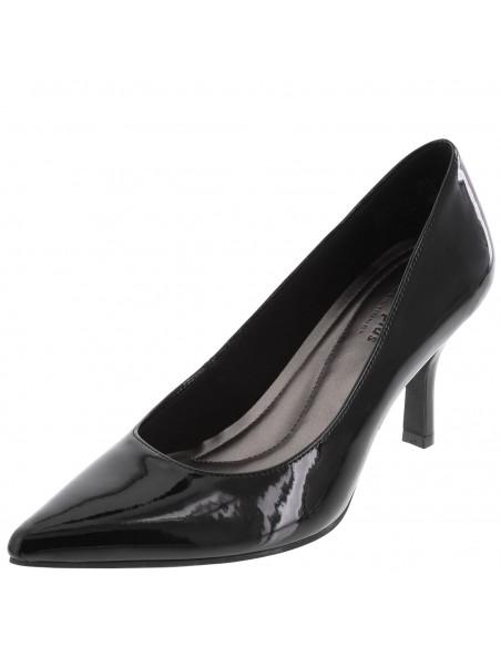 Women's Janine Pointy Toe Pump shoes - Black