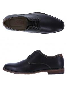 Men's Simon Oxford dress shoes - black