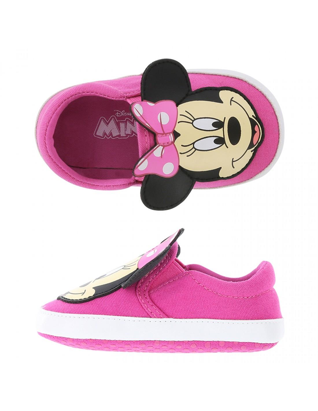 590d0e081e Zapatos Minnie Face para niñas pequeñas